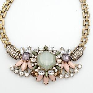 J crew chunky necklace